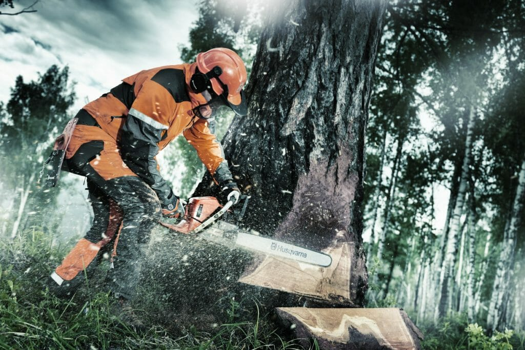 About Husqvarna and our forestry products
